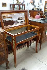 Display Cabinet Canberra Louis Xv Style Curio Display Cabinet French Antiques Melbourne