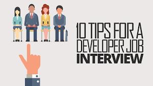 waitress interview tips software developer job interview tips simple programmer
