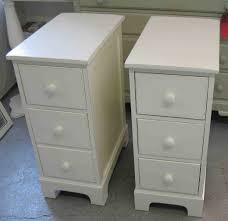 Narrow Filing Cabinet Side Table File Cabinet Bedside Filing Alston Filing Cabinet