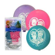 frozen balloons disney frozen balloons 71444103602 ebay