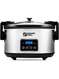 crock pot sales for black friday amazon com slow cookers home u0026 kitchen