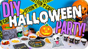 diy halloween party decor hacks food u0026 more youtube