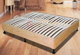 Where Can I Buy A Cheap Bed Frame Modern Wooden Slats Cheap Bed Frame Part Buy Partbed Intended For