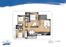 Cote D Azur Floor Plan by Real Estate Property Investment House Condo Sale Rent Pattaya
