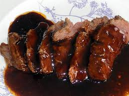 canard cuisine recette de magret de canard laqué par la cuisine de fanie