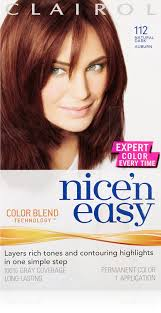 amazon com clairol nice u0027n easy hair color 112 natural dark