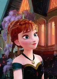 frozen princess anna coronation crown hairpin u2013 moonfire charms