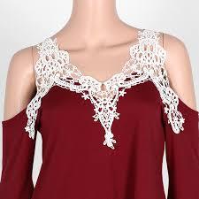 crochet blouses shoulder blouse lace crochet blouses and shirts