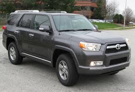 toyota car models toyota 4runner wikipedia