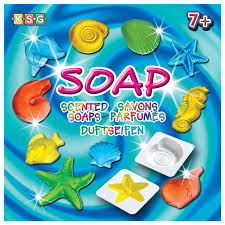 ksg arts and crafts scented soap making kit amazon co uk toys