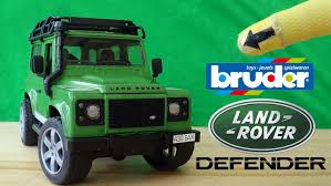land rover britains britains vs bruder 1 16 land rover defender round 2 youtube