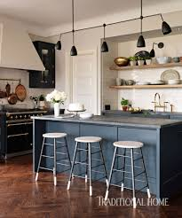 kitchen design traditional home a designer u0027s updated manhattan kitchen traditional home