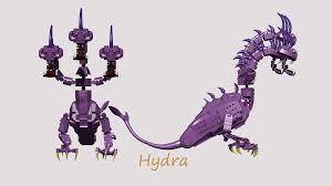 lego ideas hercules hydra battle