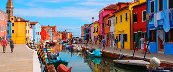 tour of murano burano and torcello islands by boat borghi