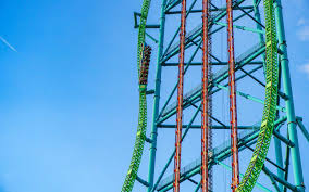 Kingda Kong Six Flags The Highest Places On Earth Travel Leisure