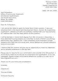 cover letter for social work internship 1750