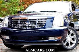 pictures of 2007 cadillac escalade 2007 used cadillac escalade awd 4dr at alm roswell ga iid 16977778