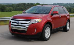 ford edge crossover ford edge review 2011 ford edge sport first drive u2013 car and driver