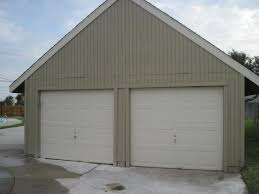galveston garage doors before and after job pictures