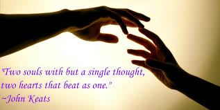 wedding quotes keats two souls with but a single thought two hearts that beat as one