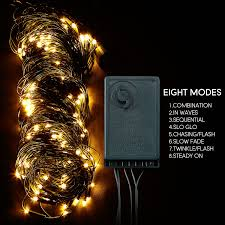 9 84ft 6 56ft blackish green christmas led net lights 204 mini