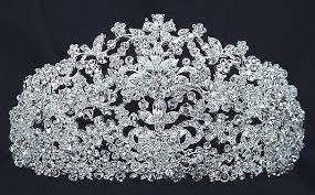 tiara collection swarvoski bridal tiara royal collection wedding