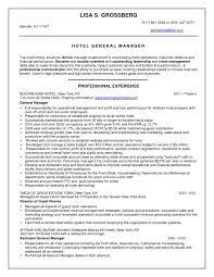 Affiliate Manager Resume Restaurant General Manager Cover Letter Choice Image Cover