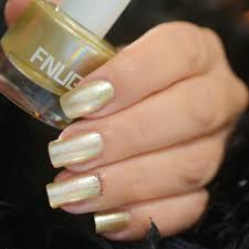 fnug a nail polish to wear with gold shoes make you party chic