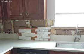 small tiles for kitchen backsplash wondrous small subway tile backsplash in kitchen interesting