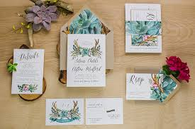 Wedding Stationery Sets 15 Pretty Floral Wedding Invitation Sets That Make You Want To