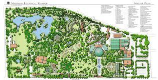 Missouri Botanical Gardens Missouri Botanical Garden Master Planning Garden Design