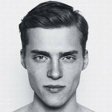 center part mens hairstly center part hairstyles for men 94208 best hairstyles for