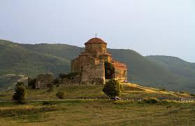 Georgia traveling sites images Jvari monastery the complete pilgrim religious travel sites jpg