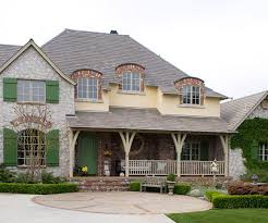 Country FrenchStyle Home Ideas - French country home design