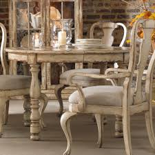 hooker furniture sorella 54 in round pedestal dining table