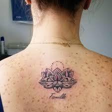 35 stunning lotus flower design flower tattoos lotus