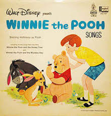 winnie the pooh photo album unknown artist walt disney presents winnie the pooh songs vinyl