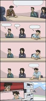 Boardroom Suggestion Meme - boardroom suggestion meme base 2 color by nickanater1 on deviantart
