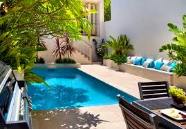 Backyard Landscape Design Ideas Decoration Delectable Garden Design Ideas Swimming Pool Home