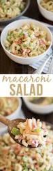 macaroni salad u2013 like mother like daughter