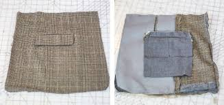 how to create a bag from old clothes diy projects craft ideas