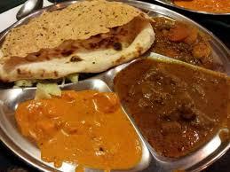 cuisine indienne menu display picture of thali cuisine indienne montreal tripadvisor