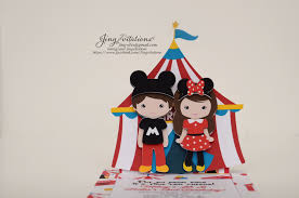 mickey mouse and minnie mouse invitations jingvitations