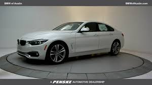 used bmw 4 series at bmw of austin serving austin round rock