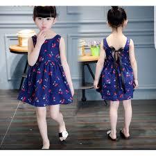 dress anak dress anak cherry dress elevenia