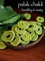 murukku recipe how to chakli palak chakli recipe palak murukku recipe spinach murukku