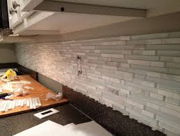 limestone kitchen backsplash backsplash ideas glamorous limestone tile backsplash grey