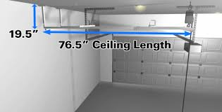 idirectmart garage ceiling lift hoist storage system for bicycle