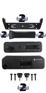 motorola remote mount kit xpr4300 xpr4350 xpr4500 xpr4550 w 5m