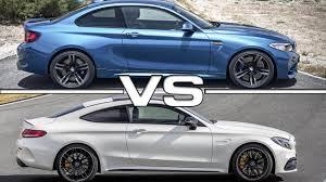 lexus vs bmw youtube 2017 bmw m2 coupe vs 2015 mercedes c63 amg coupe youtube